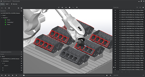 Look for an OLP software provider who has deep process knowledge in solving robotic programming challenges